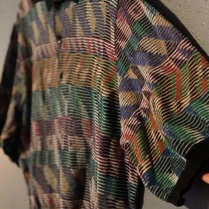 Shirts - VINTAGE 90's St Croix Knit polo shirt